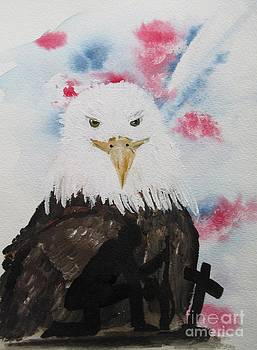 Red White and Blue by Susan Voidets