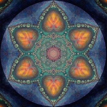 Janelle Schneider -  Remembering Dream 6 Petaled Meditation - Introspection