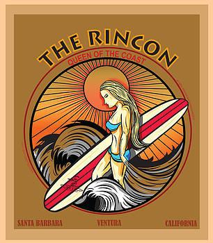 Larry Butterworth -  RINCON VENTURA CALIFORNIA SURFING