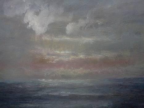 Seascape 1 by Joe Leahy