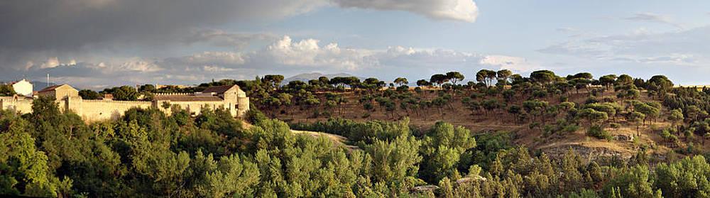 Segovia Hills by Viacheslav Savitskiy