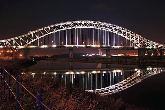 Silver Jubilee Bridge by Paul Scoullar
