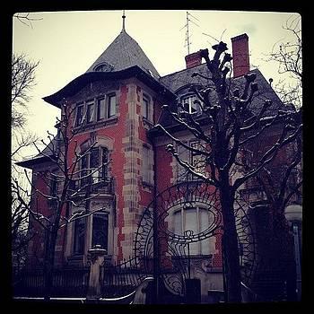 👻💀 #spooky #strasbourg #france by Ashley Millette