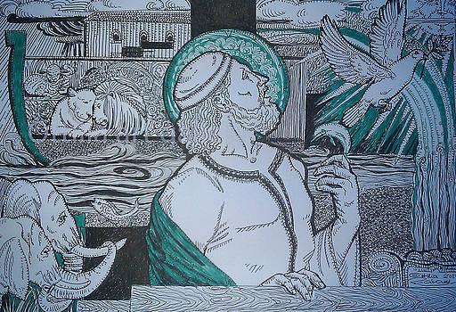 Story of Noah by Ottilia Zakany