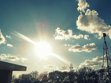 Sun is Shinning by Mukul Dhankhar