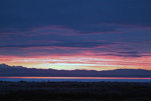 Sunrise 2 by Ed Nicholles