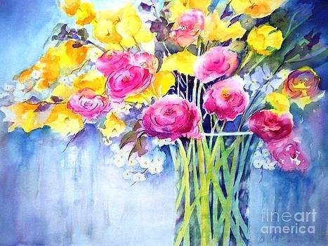 Symphony of Color by Maryann Schigur