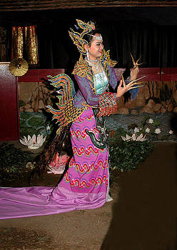 Thailand Dancer 1 by Bill Marder