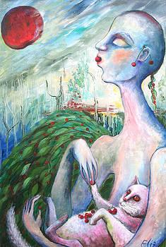 Elisheva Nesis -  THE ANGEL OF JUNE