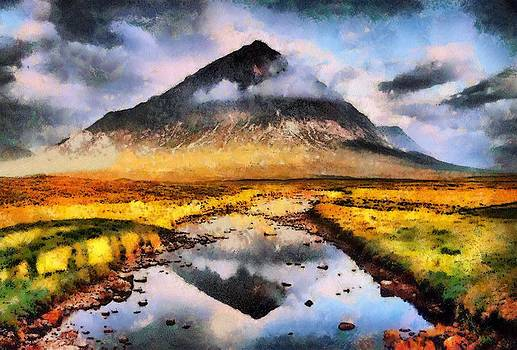The Buachaille by Patrick OHare