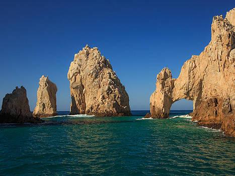 Allan Levin -  The Sea Arch El Arco de Cabo San Lucas