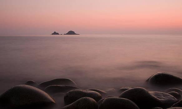 The Waters edge by Pete Hemington