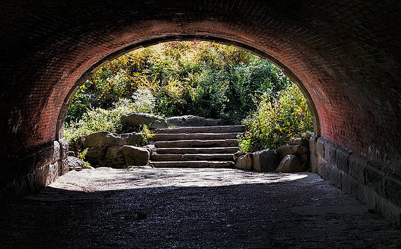 Under The Bridge by Ursula Klepper