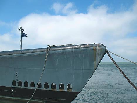 Connie Fox - USS Pampanito - Vintage Submarine