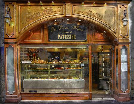 Vintage French Patissier by Robert Seidman