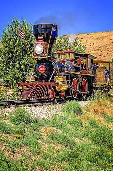 LeeAnn McLaneGoetz McLaneGoetzStudioLLCcom -  Virginia and Truckee Gold Rush Train 22