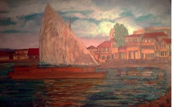 Zanzibar  by Richard  Hubal