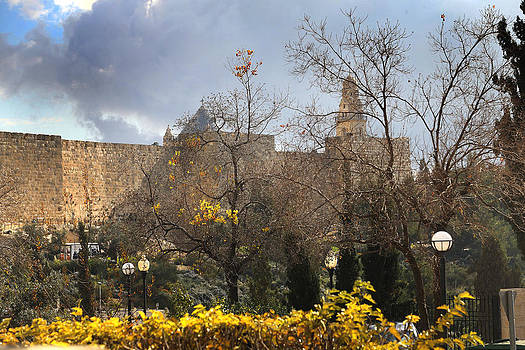 001 Jerusalem. Old City by Alex Kolomoisky