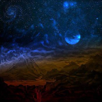 Cosmic Light Series by Len Sodenkamp