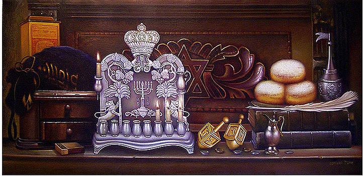 Hanukia of Gabbay. by Eduard Gurevich