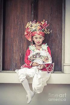Ordination  by Phumiphat Thammawong