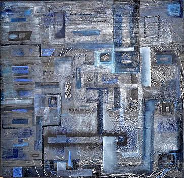 9 11 The Blue Agony by Radovan Lengyel