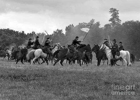 150 Civil War Battle of Trevilian Station  by Jonathan Whichard