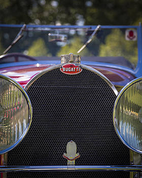 Jack R Perry - 1930 Bugatti Type 50 Drop Head Coup