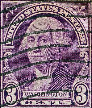 Bill Owen - 1932 George Washington Stamp