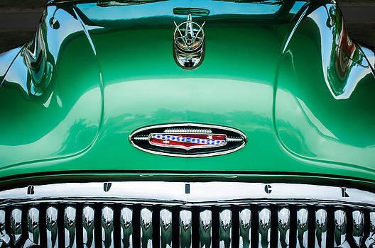 1953 Buick Hood Ornament - Emblem by Jill Reger