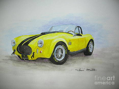 1965 Shelby Cobra by Terri Maddin-Miller