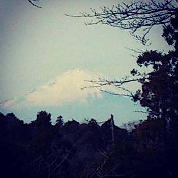 Fuji Mountain by Yoshikazu Yamaguchi