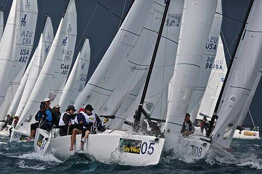Steven Lapkin - 2014 Key West Race Week