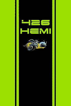 426 Hemi by Sennie Pierson