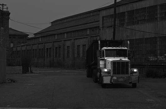 Daniel Furon - 5am Port of San Francisco - K