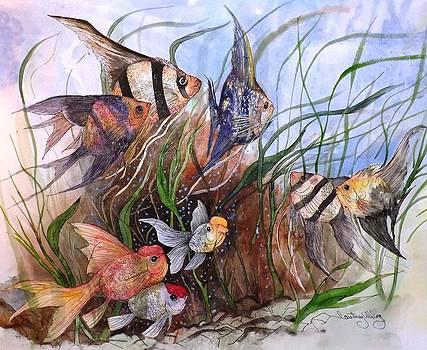 A Fishy Tale by Courtney Wilding