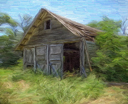 Ray Van Gundy - Abandoned Farm Building