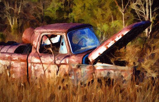 Abandoned In Nature by Kathy Jennings