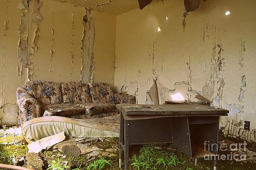 Abandoned by Kiana Carr
