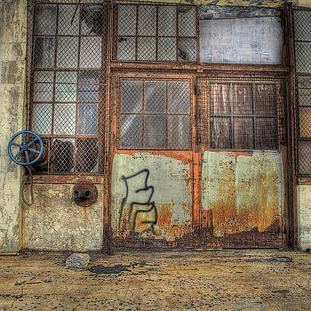 Abandoned by Wolfgang Kreutzer