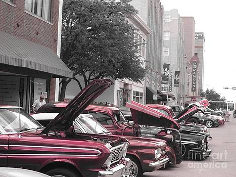 LNE KIRKES - Abilene Car Show