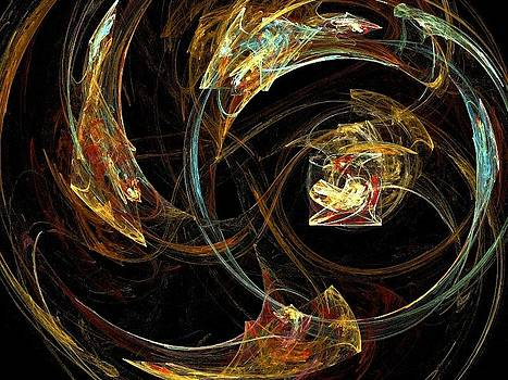 Abstract 70 by Sandra Conceicao