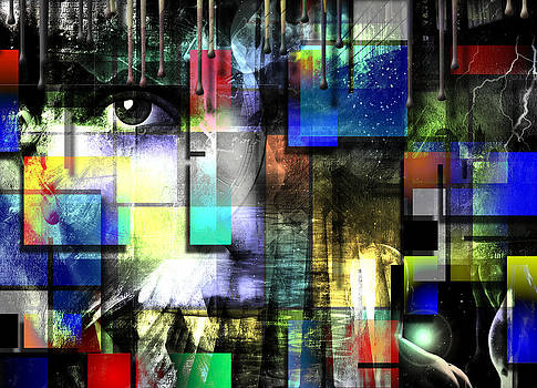 Abstract by Bruce Rolff