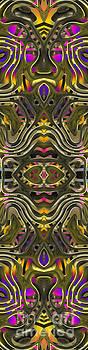 Abstract Rhythm - 28 by Hanza Turgul