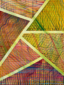 Jeanette K - Abstract Triangles