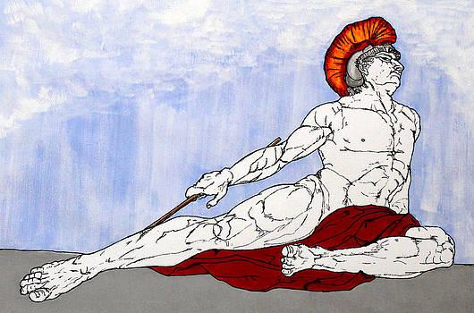 Achilles by Miguel Rodriguez