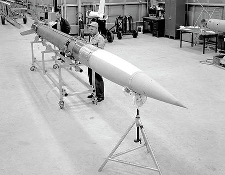Aerobee Sounding Rocket by Nasa/glenn Research Center