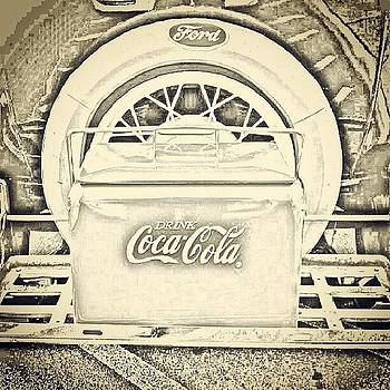 A#ford And Some #coke by Brian Harris