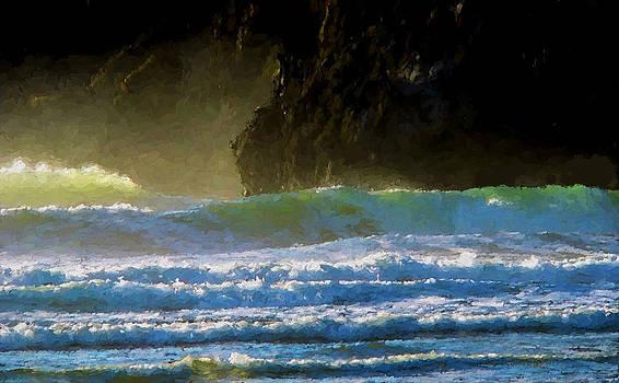 Boyd Miller - Agate Beach Surf