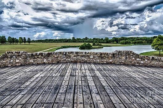 Danny Hooks - Alabama Shakespeare Festival Bridge